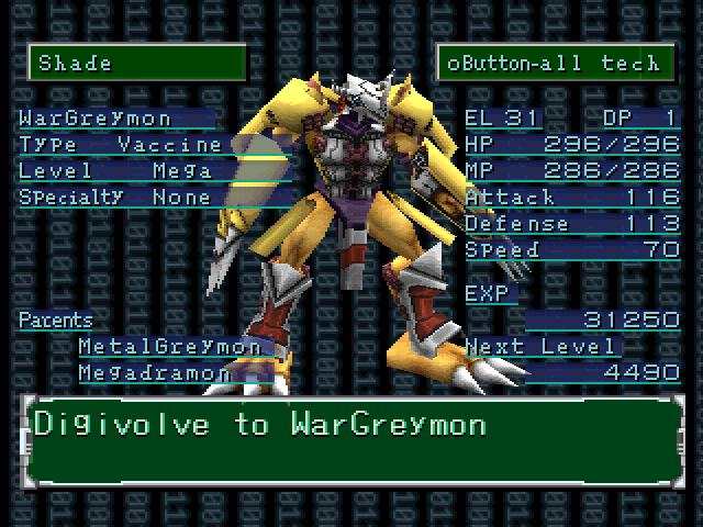 Digimon World 3 Save Files Psx Bios - dasklever